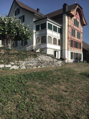Haus vor dem Umbau, 2018